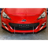 "Adjustable 6""-9"" / 8""-11"" / 10""-13"" Front Bumper Lip Splitter Diffuser Strut Rod Tie Bars Fit Most Vehicles, Black / Red / Blue / Silver"