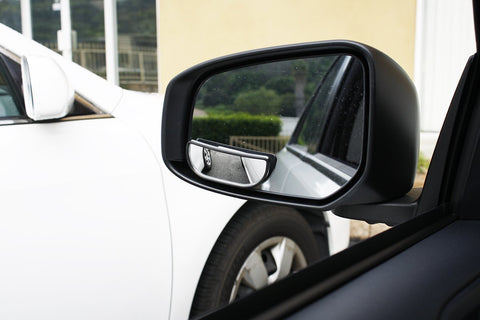 "Blind Spot Mirror for Car, 2pcs 3.4"" Stick On Convex Side Rear View Blind Spot Mirror Wide Angle Mirror for Car Trunk SUV Motorcycle"