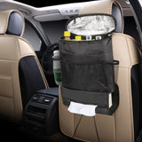 Organizer Multi-Pocket Back Seat Road Trip Traveler Insulation Storage Bag Case For Car SUV