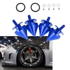 JDM Quick Release Fasteners For Car Bumpers Trunk Fender Hatch Lids