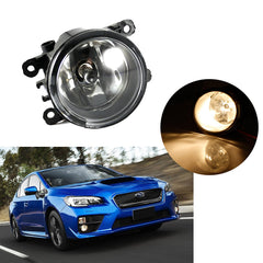 Fog Light Lamp Replacement with H11 Halogen Bulb Fit Driver/Passenger Side For Acura Honda Ford Nissan Subaru Suzuki, etc