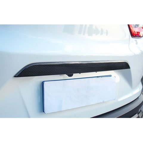 for Honda CRV CR-V 2017 2018 2019 Stainless Steel Rear Trunk Lid Molding Trim, Car Tailgate Rear Trunk Latch Cover Trim Moulding Strip