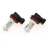 H8 H9 H11 High Power Gold Yellow CREE LED DRL Fog Lights Bulbs For BMW 1 3 5 7 Series X1 X3