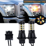3156 T25 Switchback Kit Dual-Color LED For Turn Signal Lights / Daytime Running