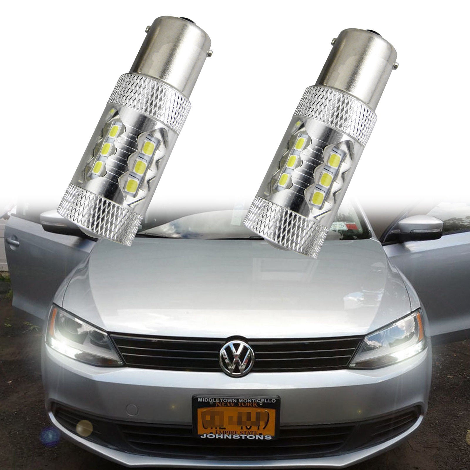 Other fine products  sc 1 st  Xotic Tech & 6000K Xenon White 1156 RV Camper Trailer LED Interior Lights Turn ...
