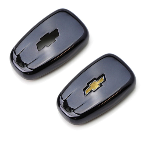 1X Keyless Remote Soft TPU Key Fob Cover Case For Chevy Camaro Malibu Cruze Spark Volt Bolt