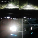 9005 White Ice Blue LED for Acura ILX TSX MDX TL Honda High\Low Beam DRL Fog Headlight NEW
