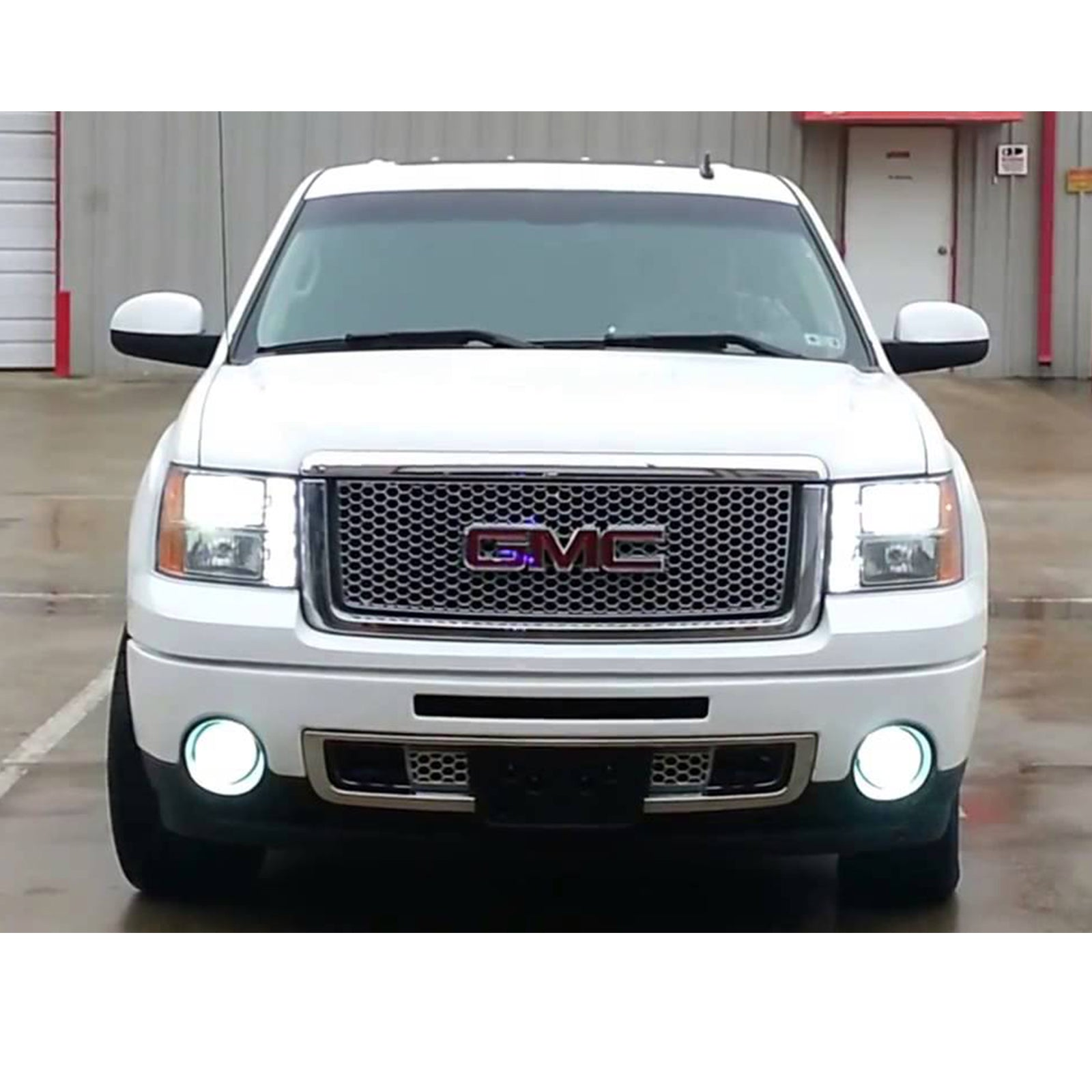 6000k Xenon White 9006 Hb4 Led Bulbs Headlight Low Beam