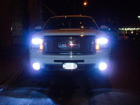 H7 HID For Headlights Replace Bulbs Ice Blue Light Direct Lamps No Ballast Hassle