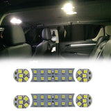 6 PCS Error Free White 44-SMD LED Interior Lights Package for BMW 1 3 5 M Series