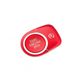 Red Engine Start Stop Button Surrounding Ring ON/OFF Button Cover For Mercedes GLE GLS Class