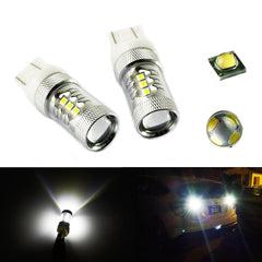 16-SMD 80W 3156 3057 3157 3056 LED Light Bulbs Backup Reverse Light Turn Signal Lamp Brake Stop Light
