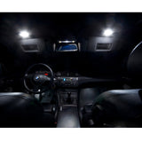 2012-2015 Chevy Sonic 6x Light Bulbs SMD Interior LED Lights Package Kit White\ Blue