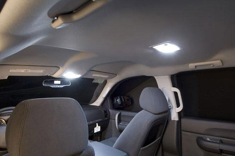 2012-up Volkswagen Passat 11x-Light SMD Full LED Interior Lights Package Kit White \ Blue