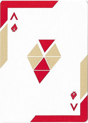 Isometric No.2 Playing Cards By Kenneth Aidan Foo