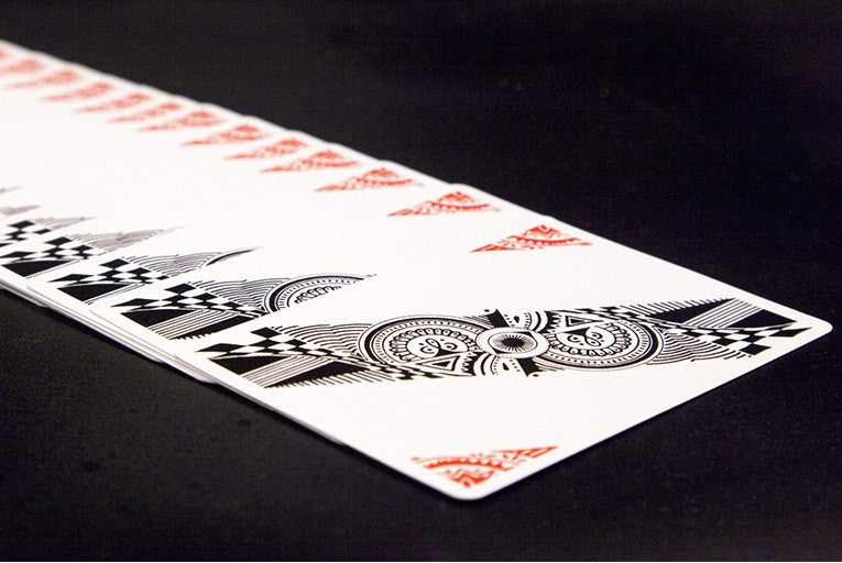 School of Cardistry V1 By Jaspas Deck