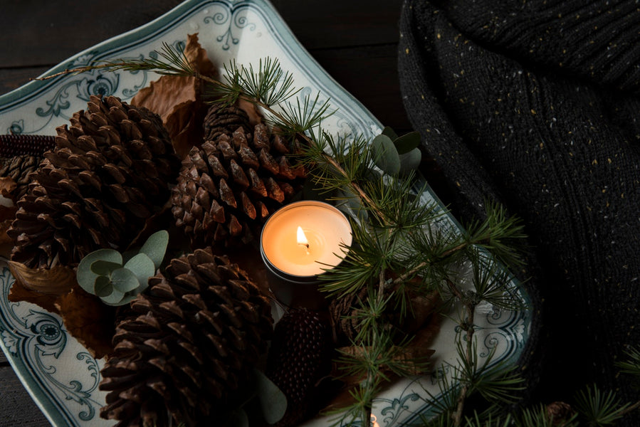 The 5 Most Important Candle Safety Tips at Christmas