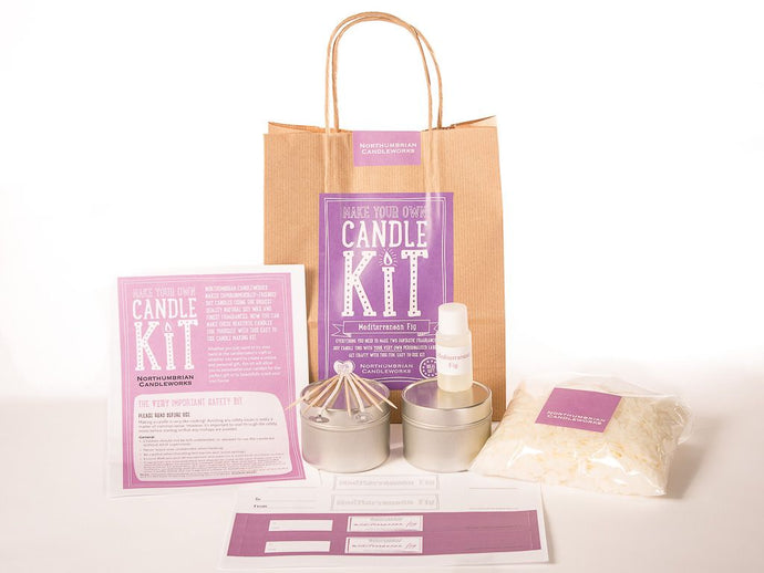 Make Your Own Candle Kit - Mediterranean Fig