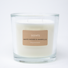 CLASSIC | XL Glass Scented Candle