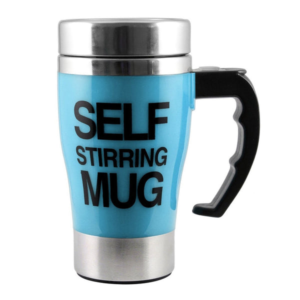 Self Stirring Travel Mug