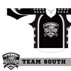2019 ALL-STAR 'TEAM SOUTH' JERSEY (ADULT)
