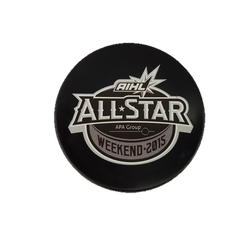 Canberra Knights Official AIHL Game Puck