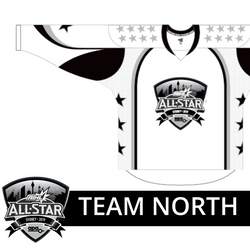 2019 All-Star 'Team North' Jersey (Adult)