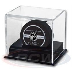 Deluxe Acrylic Hockey Puck Display