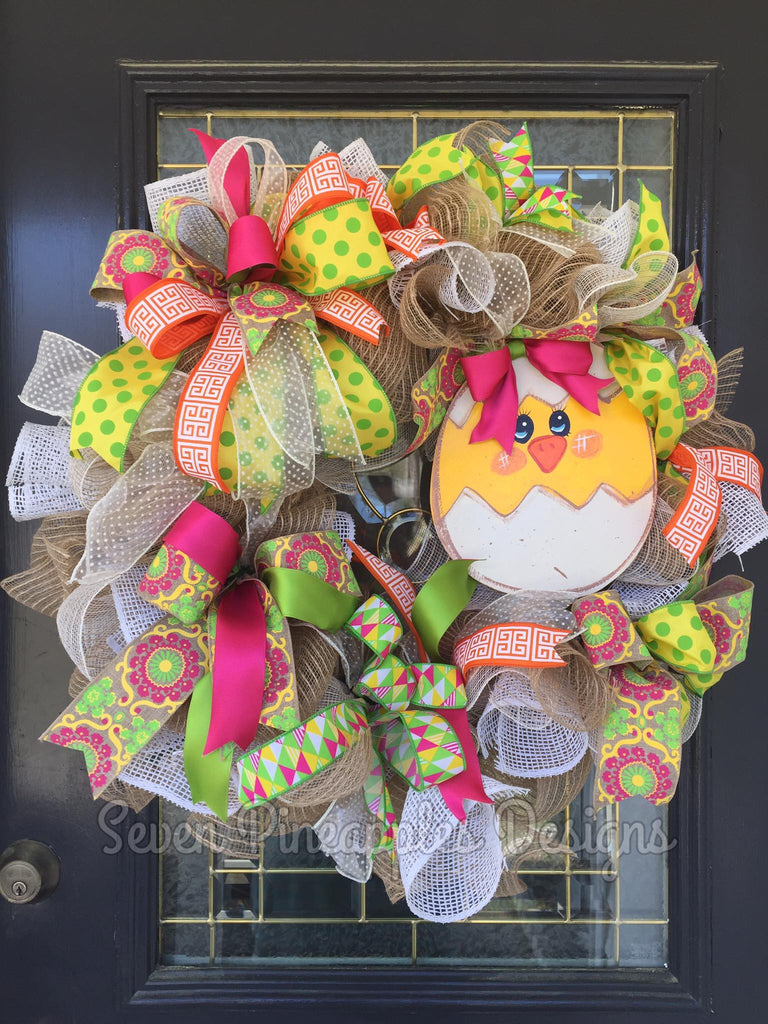 Spring/Easter Wreath