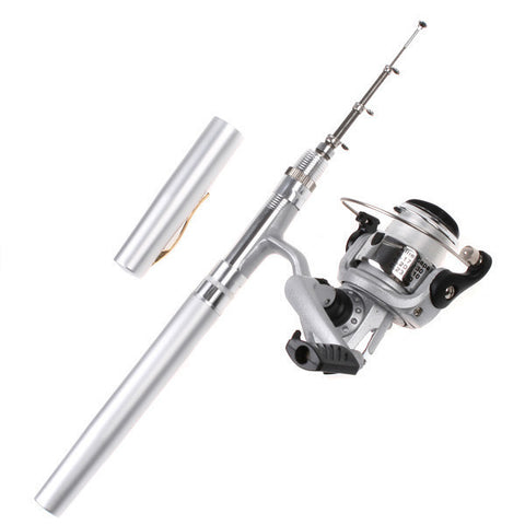 World's Smallest Spinning Fishing Rod