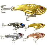 Bass Fishing Lures 8 Piece Set