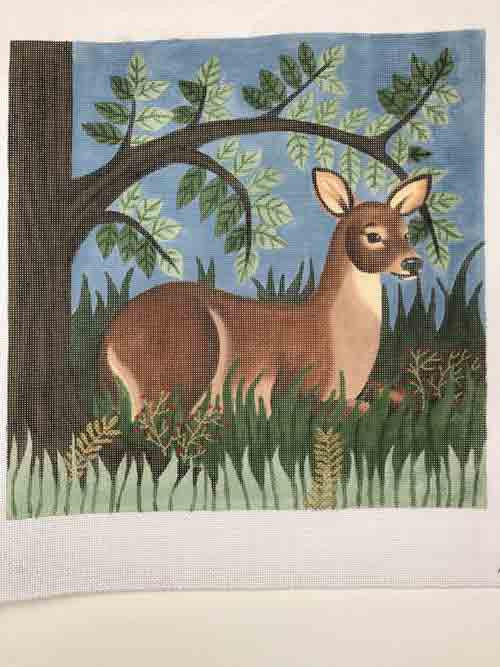 Tapestry Tent Deer Canvas