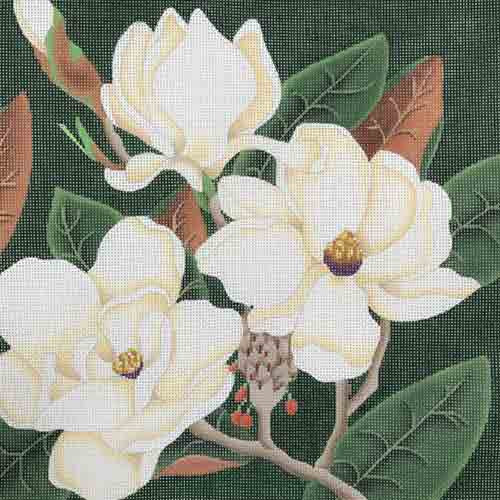 Dede Giant Magnolia Canvas