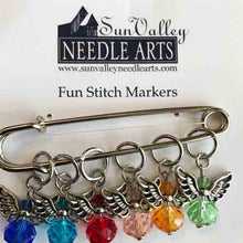 Sun Valley Needle Arts Fun Stitch Markers