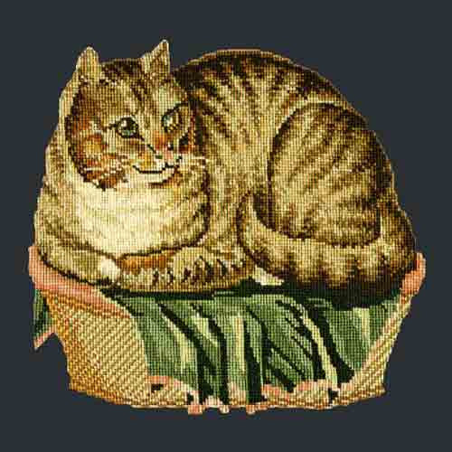 Elizabeth Bradley Victorian Animals Needlepoint Kits