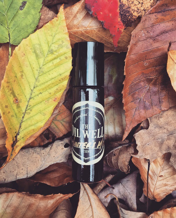 HUNTER'S MOON BOTANICAL OIL PERFUME