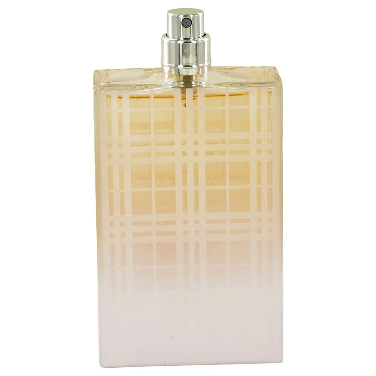 Burberry Brit Summer by Burberry Eau De Toilette Spray (2012 -Tester) 3.3 oz
