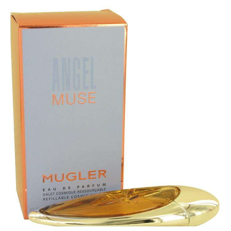 Angel Muse by Thierry Mugler Eau De Parfum Spray Refillable 3.4 oz