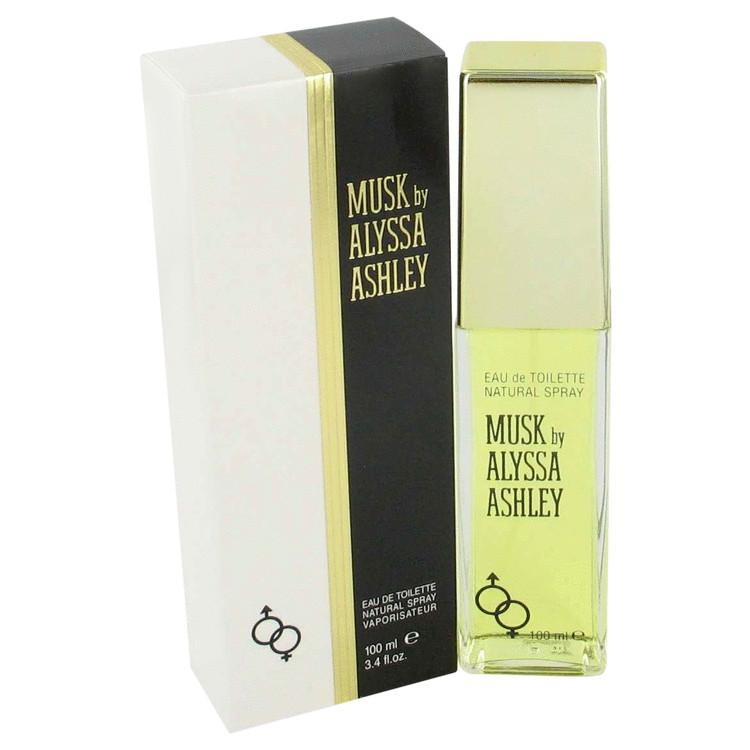 Alyssa Ashley Musk by Houbigant Eau De Toilette Spray (Tester) 1.7 oz