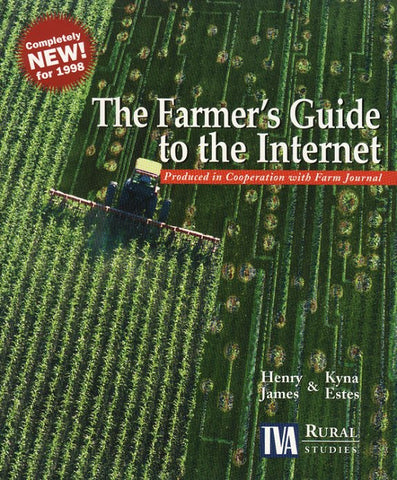Item 10511   FARMER'S GUIDE TO THE INTERNET