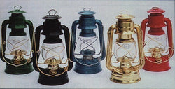 Item 10660SB   DIETZ LANTERN - ORIGINAL - HEIGHT 10'' X 4-5/8'' SOLID BRASS\na Case of 24 @25.10 each lantern