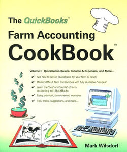 Item 10514   QUICKBOOKS FARM ACCOUNTING COOKBOOK