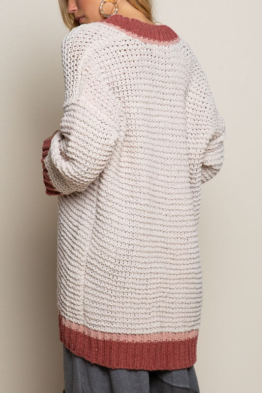 Urban Lights Chenille Cardigan