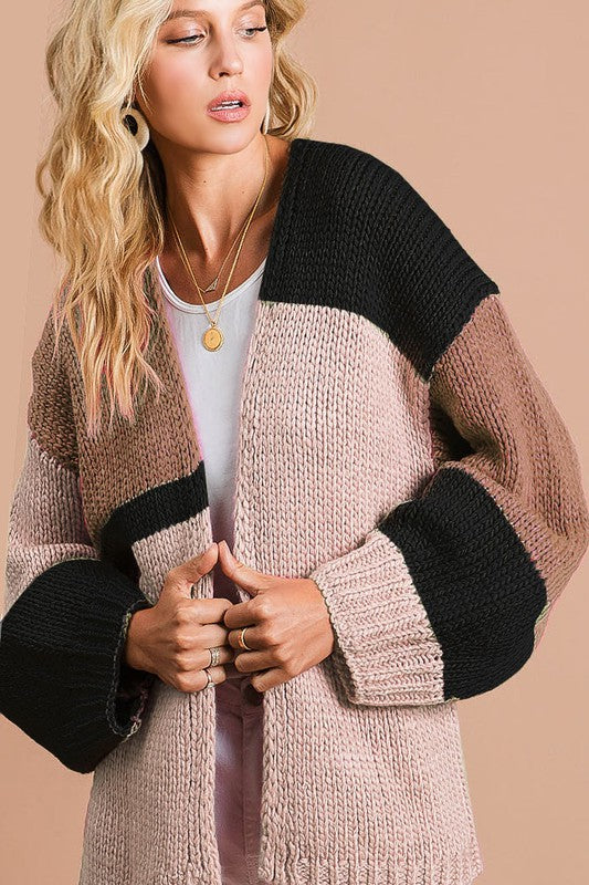 By An Open Fire Cardigan