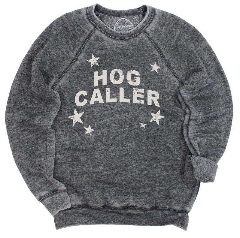 Hog Caller Acid Wash Pullover