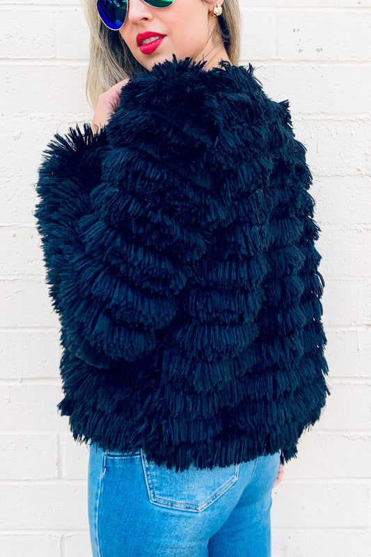 Party Nights Fringe Jacket