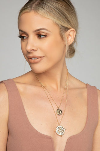 Claudia Layered Necklace