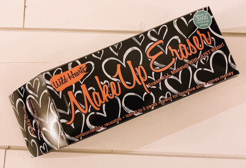 Wild Hearts Makeup Eraser