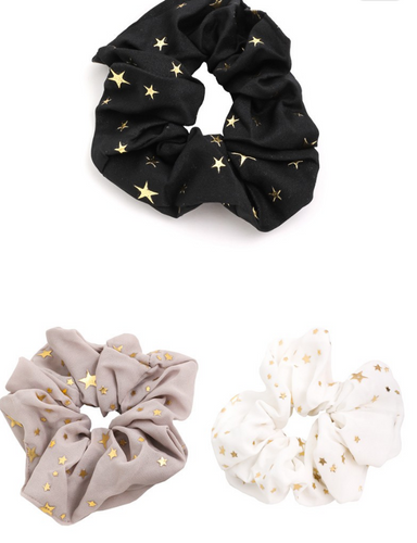 Star Scrunchie Set