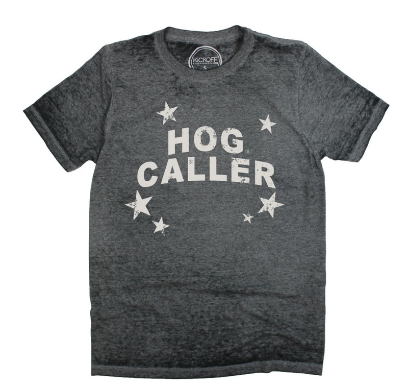 Hog Caller Acid Wash Tee